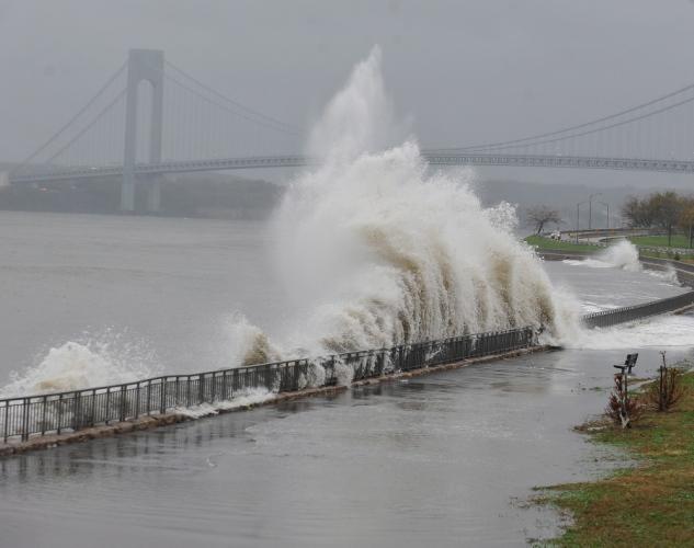 SandyStrike