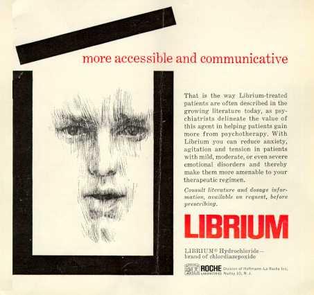Librium-advert